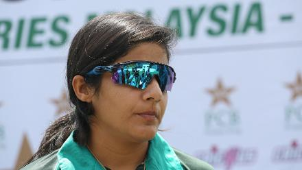 Javeria Khan will lead Pakistan in the absence of regular skipper Bismah Maroof