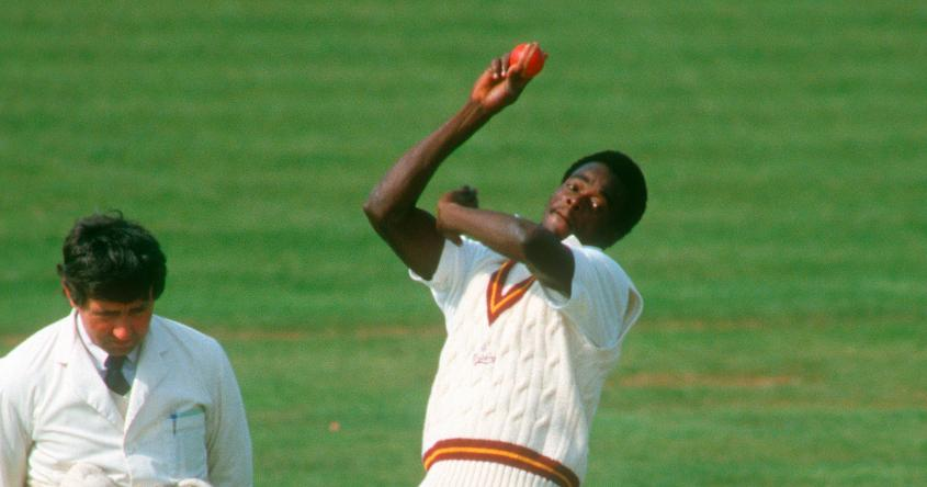 Winston Davis was the first man to take a 7-wicket haul at the World Cup