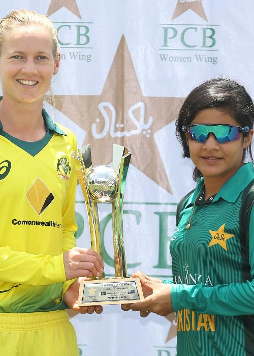 Australia and Pakistan will face off in three ODIs and three T20Is in Malaysia
