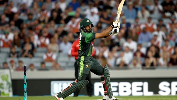 Babar, Imad, Maqsood included in Pakistan's T20I squad