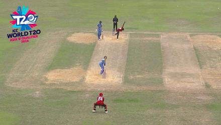 ICC World T20 Asia Qualifier B: Tournament highlights