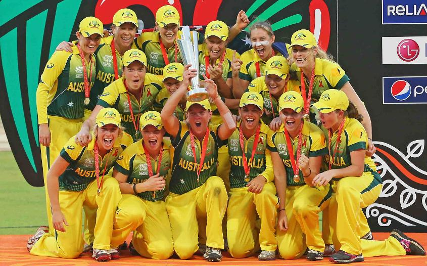 Australia have won the trophy a record three times, in 2010, 2012 and 2014