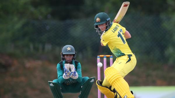 Meg Lanning century gives Australia 2-0 lead against Pakistan