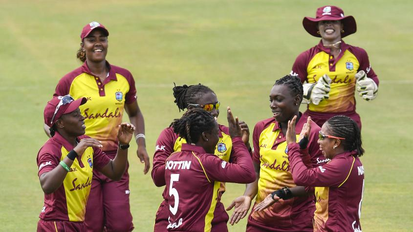 Windies Women.