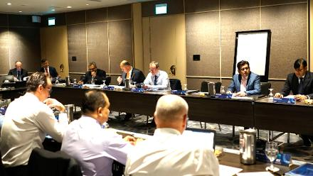 ICC Board and Committee Meetings, 15-20 October, Singapore
