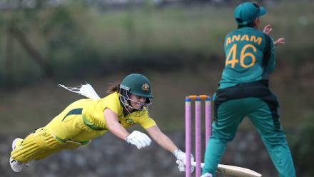 Second ICC Women's Championship Pakistan v Australia ODI – 20 October, 2018