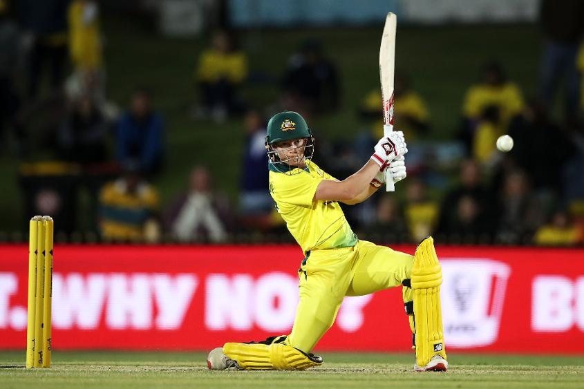 Lanning looked in good form as Australia beat New Zealand in a recent T20I series