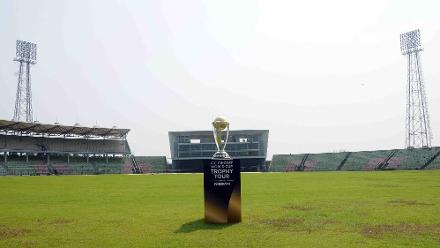ICC Cricket World Cup 2019 Trophy Tour – Dhaka and Sylhet, Bangladesh