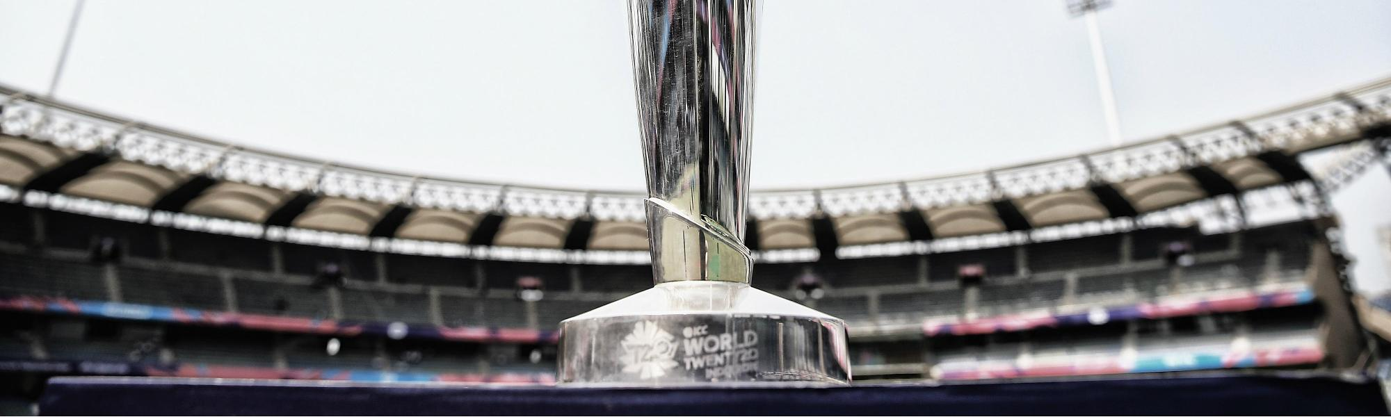 ICC Women's World T20 trophy