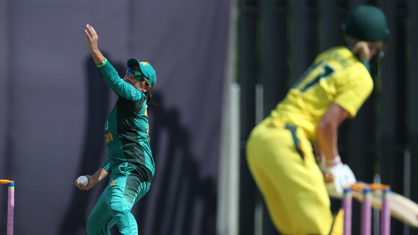 Sana Mir has become the first Pakistan woman to top any ODI table