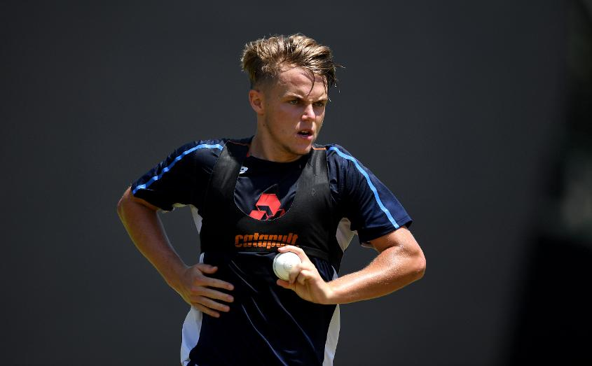 Sam Curran has so far played five Tests and two ODIs for England