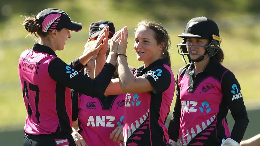 Amelia Kerr is a talented leg-spin bowler who can more than hold her own with the bat