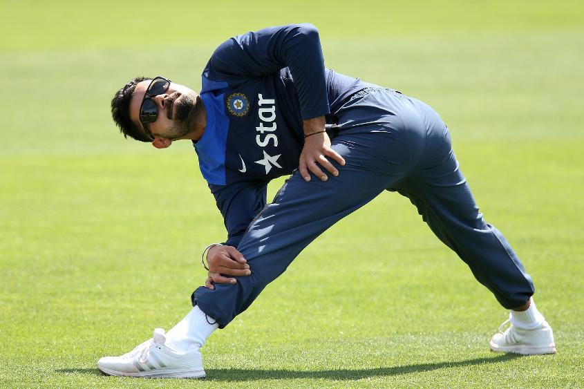 Plenty of hard work has gone into Kohli's record-breaking feats