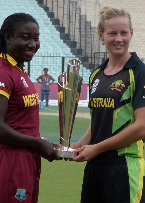 10 – Number of teams at ICC Women's World T20 2018
