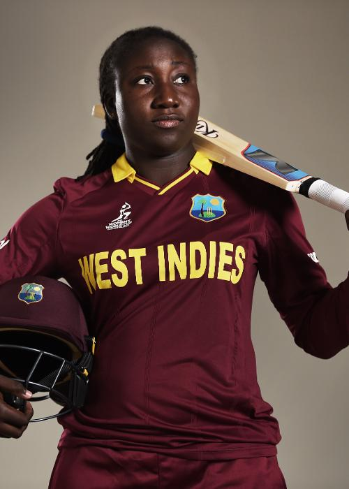 6 – Number of fifties by Stafanie Taylor at WT20