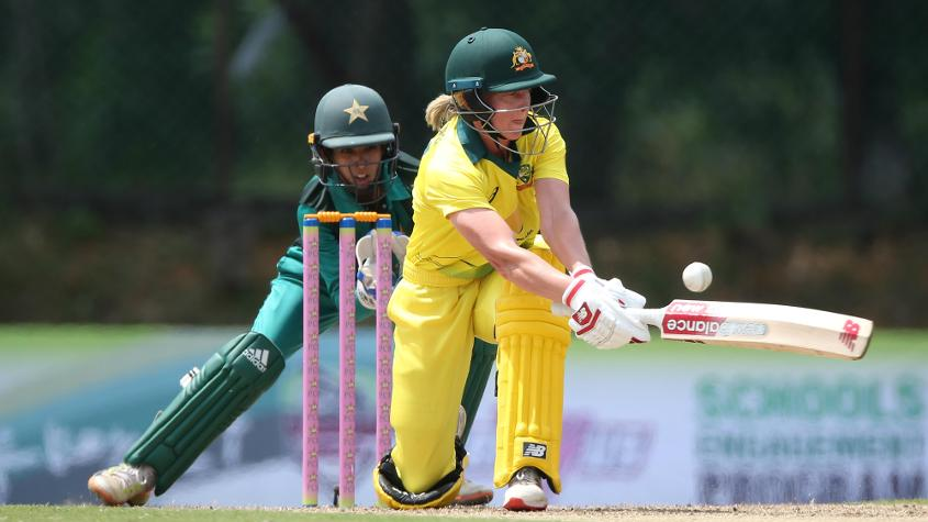Meg Lanning enters the World T20 as the fourth-highest scorer in women's T20Is