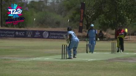 ICC WT20 Africa C Qualifier 2018: Botswana v Mozambique highlights