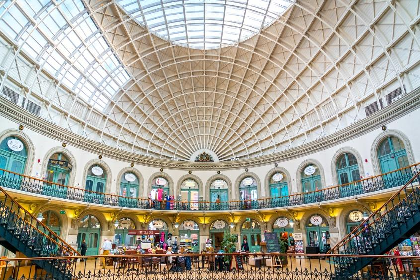 Leeds is the second largest metropolitan city & youngest in the UK (photo credit: Vagabrothers)