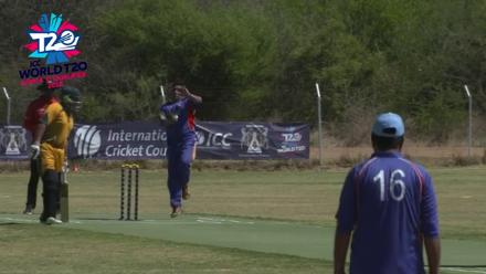 ICC WT20 Africa C Qualifier 2018: Interview with St Helena Captain Scott Crowie & POM Andrew Yon
