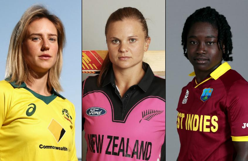 'Women's cricket is now the home of some of the hottest global sports stars'