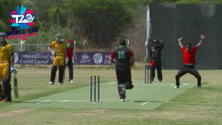 ICC Men's World T20 Africa Region Qualifier C – three wickets for Malawi's Gershom Ntambalika against St Helena.