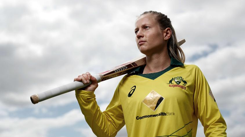 Meg Lanning missed the final T20I against Pakistan with a back niggle