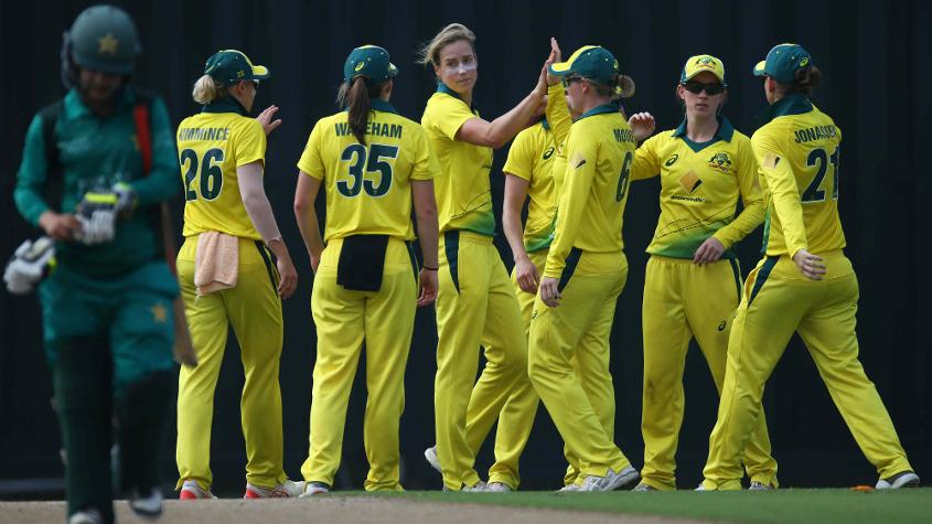 Australia go into the World T20 as the top-ranked team in the world