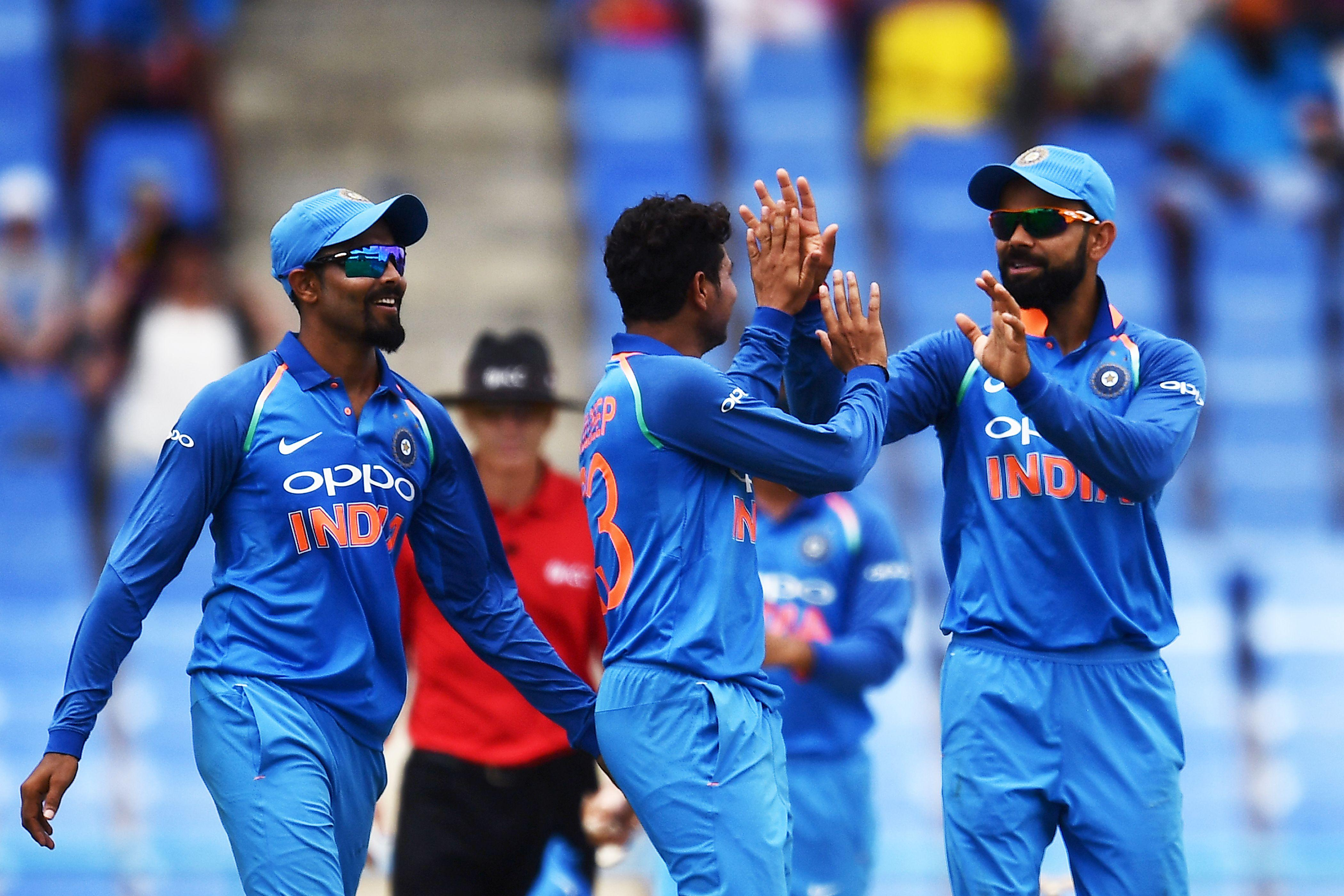 India look for eighth straight bilateral ODI series win against