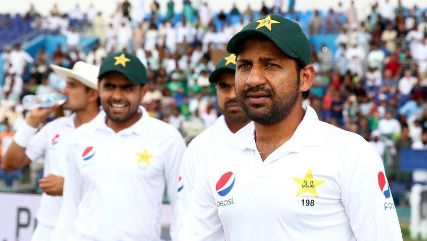 Sarfraz Ahmed led Pakistan to a 1-0 series win over Australia last month
