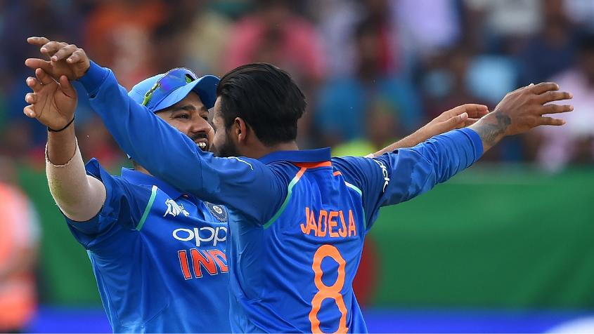 Ravindra Jadeja made a remarkable comeback to ODI cricket