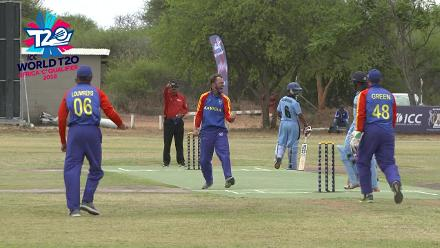 ICC Men's WT20 Africa C Qualifier finals: Namibia v Botswana Highlights