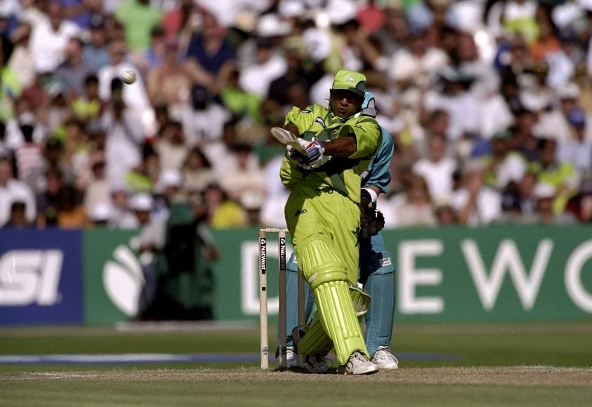 Saeed Anwar made a chanceless hundred