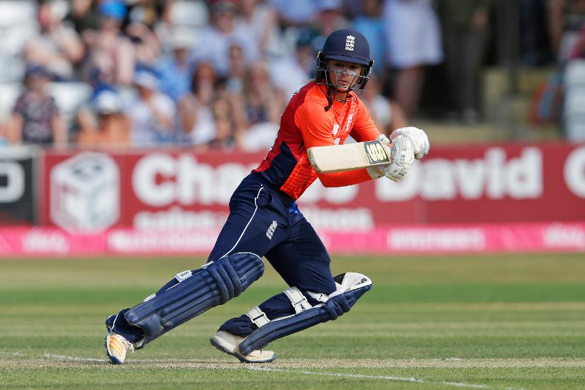 Danni Wyatt has scored two T20I centuries
