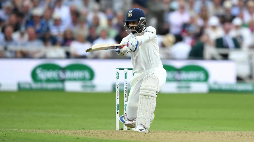 Rahane has held on to his spot in the Indian Test XI