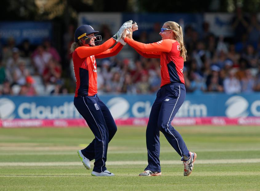 Sarah Taylor's absence and their spinners' inexperience are England's weak points