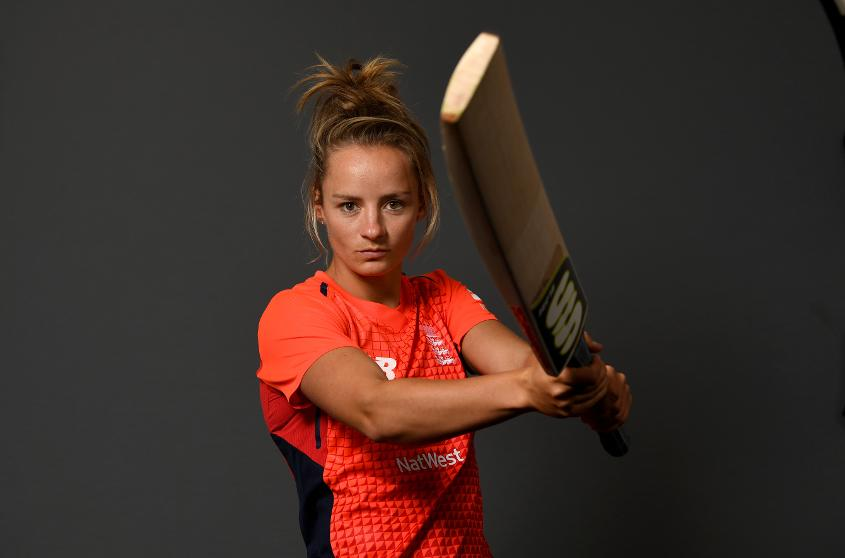 Danni Wyatt will lead the charge for England with the bat