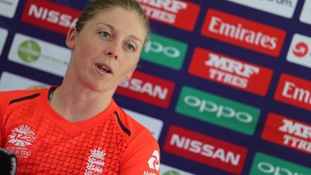 Australia and England Captains' pre-match press conferences