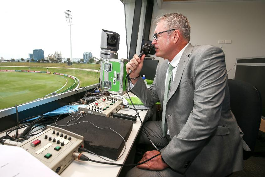 Tom Moody will be watching on