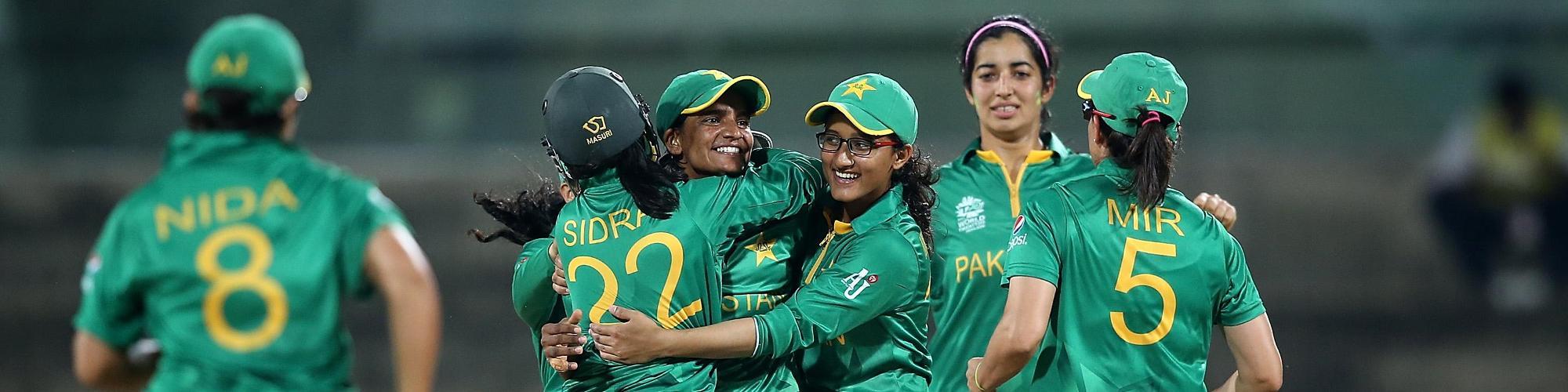 PAK Women Team
