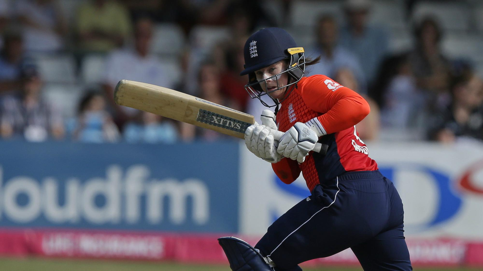 'Needed a big score to have confidence in T20Is' – Tammy Beaumont