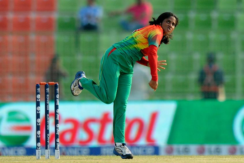 Khadija Tul Kubra is now a stalwart of the Bangladesh side