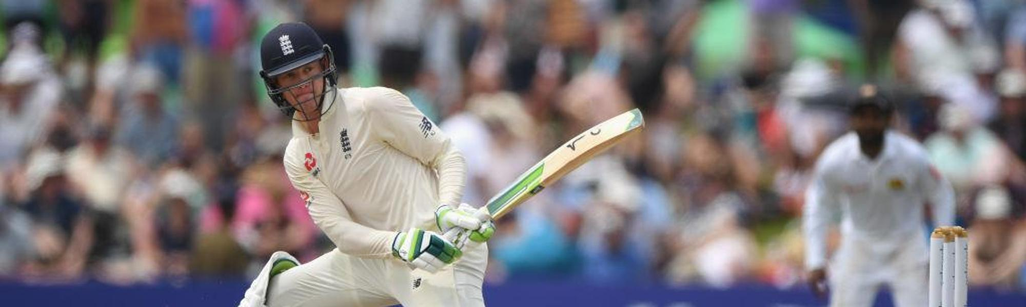 Keaton Jennings vaulted 41 places to No.46