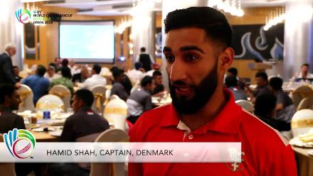 WCL3: The captains speak before the tournament kicks off in Oman