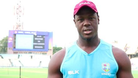 The Windies men's side gets behind the Windies Women for WT20!