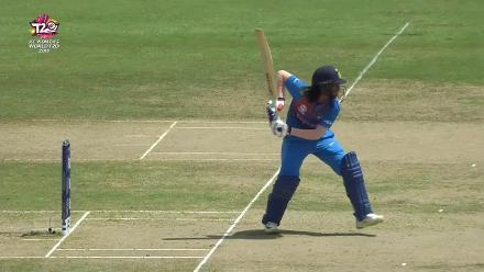 NZ v IND: Rodrigues on her 59