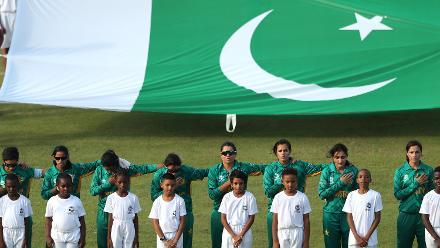 Australia v Pakistan, 2nd Match, Group B, ICC Women's World T20 at Providence, Nov 9 2018