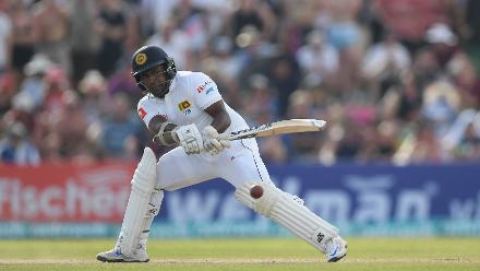 Herath played an entertaining knock of 14* in the first innings