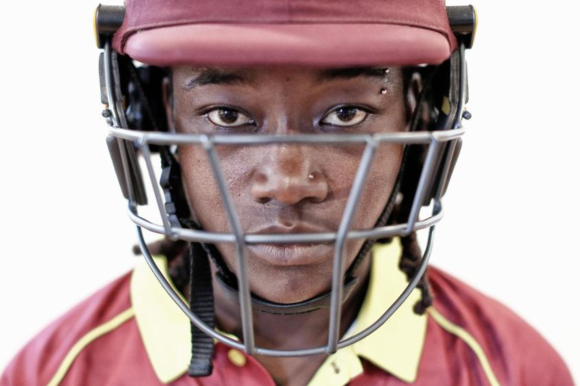 Deandra Dottin was the first woman to score a T20I century, and the first woman to score two