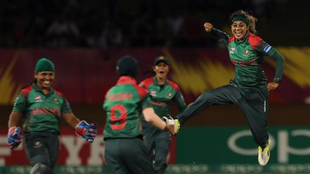 Windies v Bangladesh, 3rd Match, Group A, ICC Women's World T20 at Providence, Nov 9 2018