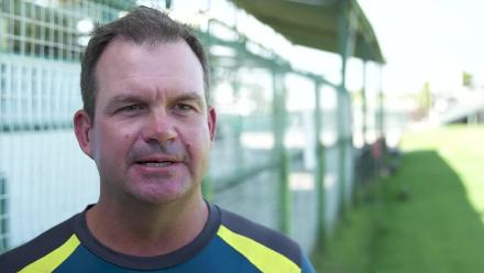 'Ireland are a very competitive side' – Matthew Mott, Australia Head Coach